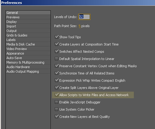 Collada Plugin for After Effects